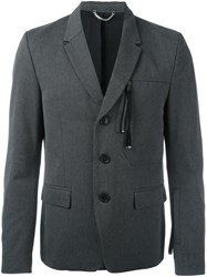 Diesel Black Gold 'Jitiry' Blazer Grey