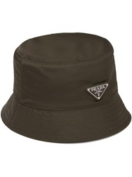 Prada Logo Bucket Hat 60