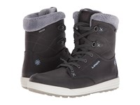Lowa Melrose Gtx Mid Anthracite Blue Women's Shoes