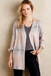 Moth Abstractism Cardi Peach