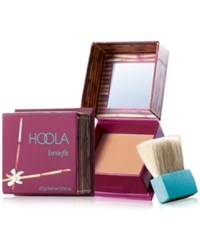 Benefit Cosmetics Hoola Matte Box O' Powder Travel Size Bronzer No Color