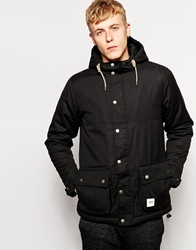 Wemoto Mountain Parka Black
