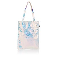 Sies Marjan Farah Cotton Tote Bag Silver