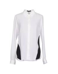 Barbara Bui Shirts White