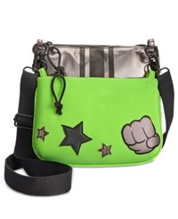 Ideology 2 In 1 Crossbody Only At Macy's Lime Silver