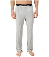Hugo Boss Modal Long Pants Medium Grey Men's Pajama Gray