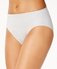 Bali Active High Waisted Brief 2A62 Moon Grey Heather