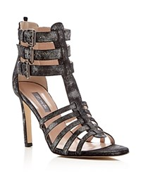Sjp By Sarah Jessica Parker Lola Gladiator High Heel Sandals Anthracite