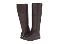 Softwalk Hollywood Dark Brown Soft Nappa Leather Women's Boots