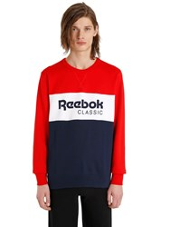 Reebok Classics Archive Cotton French Terry Sweatshirt