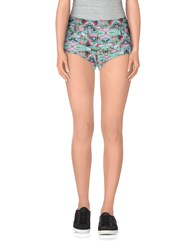 Mnml Couture Shorts Light Green