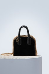 Stella Mccartney Velvet Tiny Falabella Box