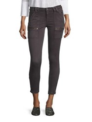 Joie Park Skinny Cropped Pants Storm
