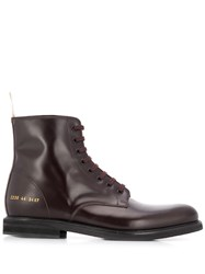 Common Projects Standard Combat Boots 60