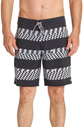 Billabong Sundays X Stripe Board Shorts Black