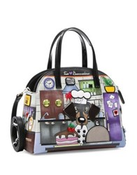 Tua Pets World Satchel Multi