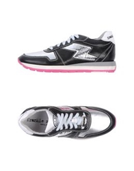 Frankie Morello Low Tops And Trainers Black