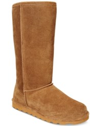 Bearpaw Women's Elle Tall Cold Weather Boots Women's Shoes Hickory