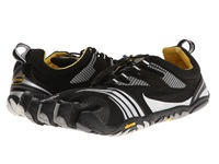 Vibram Fivefingers Kmd Sport Ls Black Silver Grey Men's Shoes