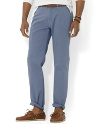 Polo Ralph Lauren Classic Fit Chino Pants Blueberry