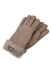 Ugg Classic Gloves Stormy Grey Dark Grey