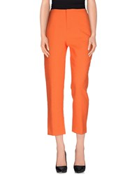 Clips More Trousers Casual Trousers Women Orange