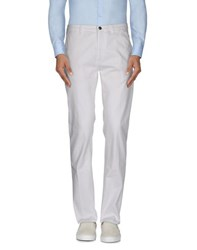 People Trousers Casual Trousers Men White