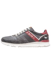 Mustang Trainers Graphit Grey