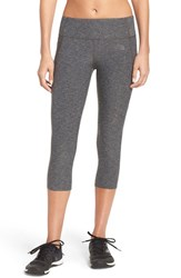 The North Face Women's 'Motivation' Crop Leggings Tnf Dark Grey Heather