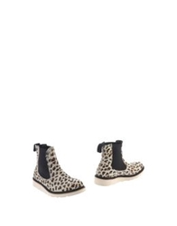 Diemme Ankle Boots Ivory