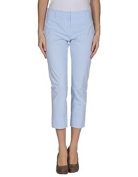 Thinple Casual Pants Sky Blue