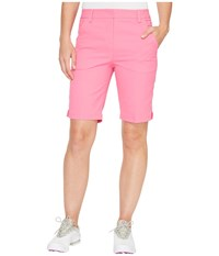 Puma Pounce Bermuda Shorts Shocking Pink Women's Shorts