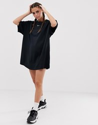 Nike Black T Shirt Dress