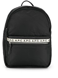 A.P.C. Everyday Backpack Black