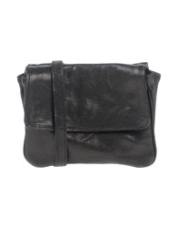 Corsia Handbags Black