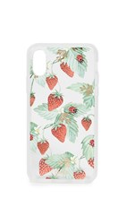 Sonix Fraise Iphone Case Multi