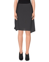 Adele Fado Knee Length Skirts Lead