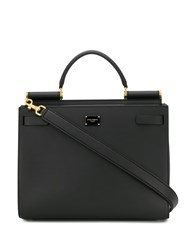 Dolce And Gabbana Tote Bag Black
