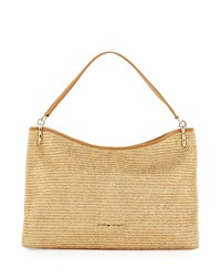 Elaine Turner Designs Elaine Turner Jennie Raffia Shoulder Bag Natural