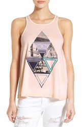 Women's Element 'Desert Collage' Graphic Racerback Tank