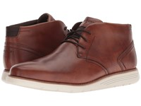 Rockport Total Motion Sports Dress Chukka Tan Leather Shoes
