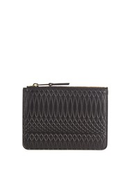 Paul Smith No. 9 Leather Coin Purse Black