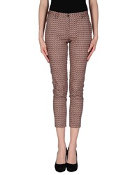 Brian Dales Trousers Casual Trousers Women Dark Brown