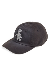 American Needle 'Chicago White Sox Luther' Ball Cap Black