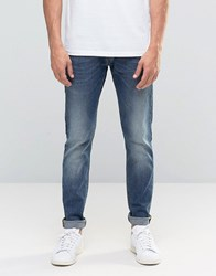 Lee Luke Skinny Jeans Blue Surrender Blue Surrender