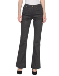 Krizia Jeans Casual Pants Steel Grey