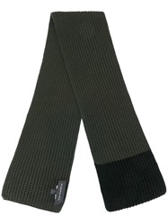 Rossignol Knitted Scarf Green