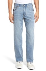 Tommy Bahama Men's Big And Tall Sorrento Straight Leg Jeans Light Wash