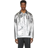 Oamc Silver Houston Jacket