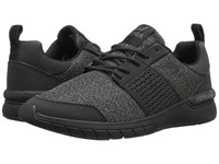Supra Scissor Black Woven Mesh Women's Skate Shoes